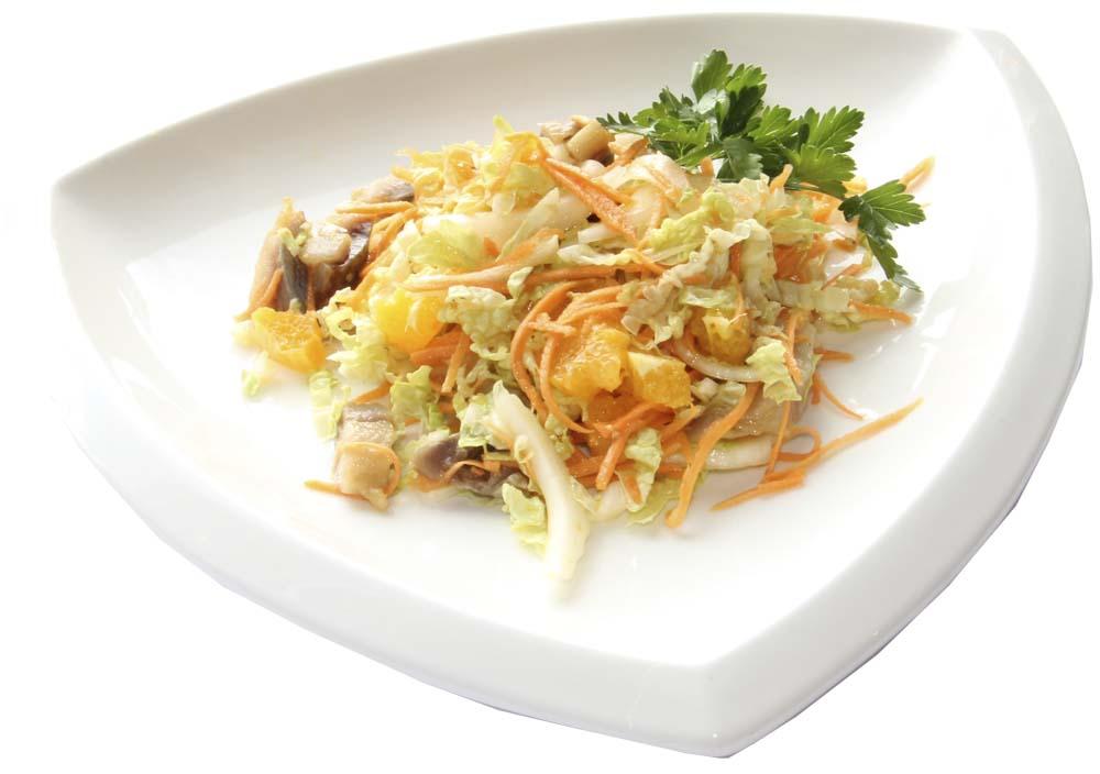 Фьюжн салат