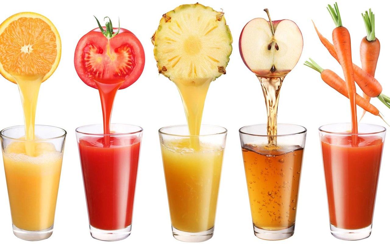 Фреш фруктовый