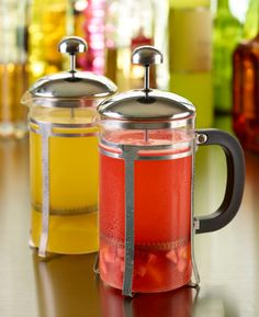 Чай вишнёвый с апельсином